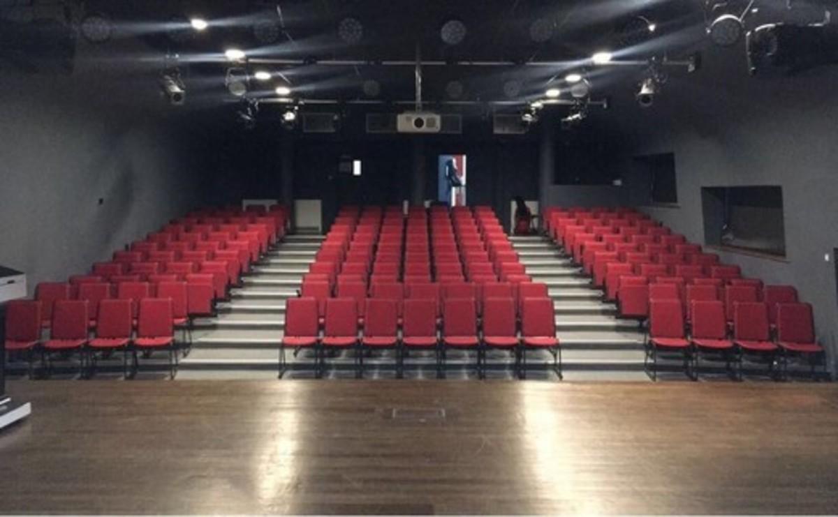Drama room - theatre - SLS @ Ark Putney Academy - Wandsworth - 1 - SchoolHire