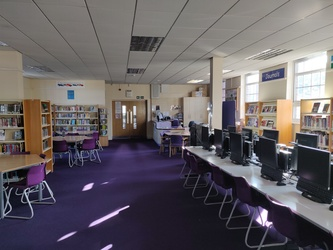 Library - SLS @ St Edwards College - Liverpool - 2 - SchoolHire