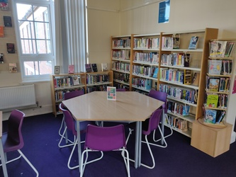 Library - SLS @ St Edwards College - Liverpool - 3 - SchoolHire