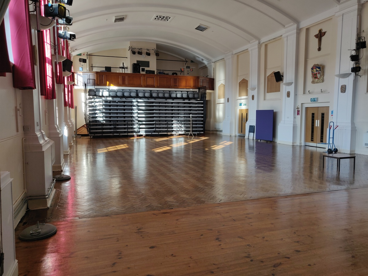 Main Hall  - SLS @ St Edwards College - Liverpool - 2 - SchoolHire