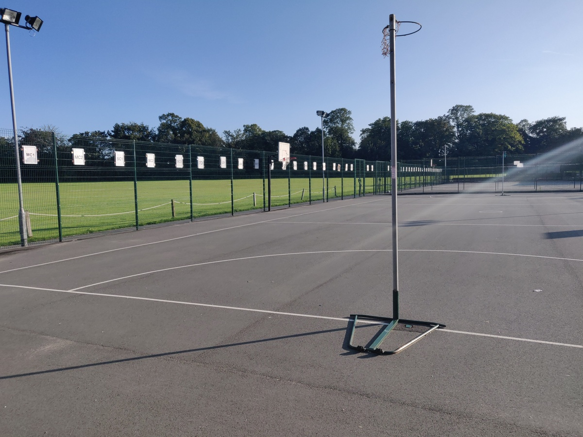 Netball Court  - SLS @ St Edwards College - Liverpool - 4 - SchoolHire