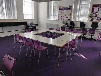 Specialist Classroom - Meeting Room - SLS @ St Edwards College - Liverpool - 3 - SchoolHire