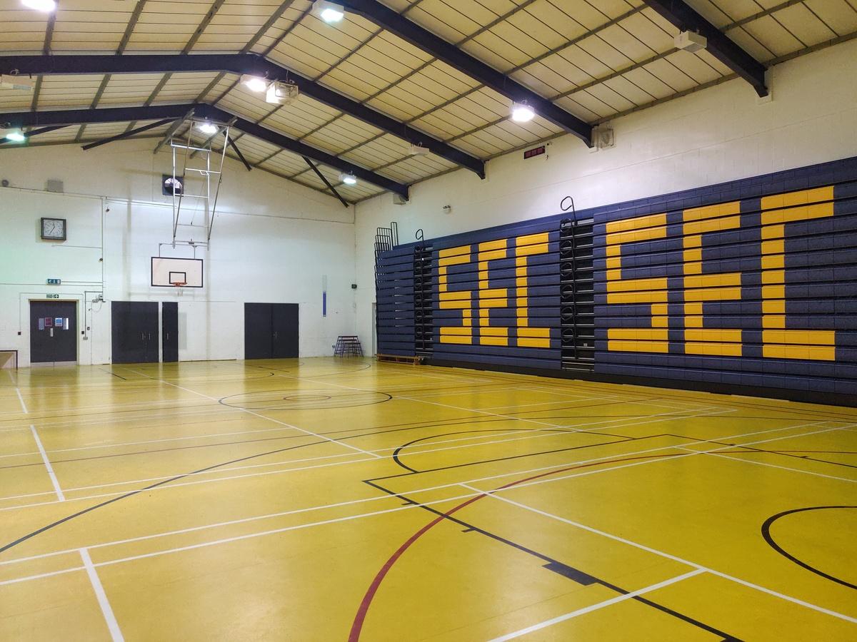 Sports Hall  - SLS @ St Edwards College - Liverpool - 1 - SchoolHire