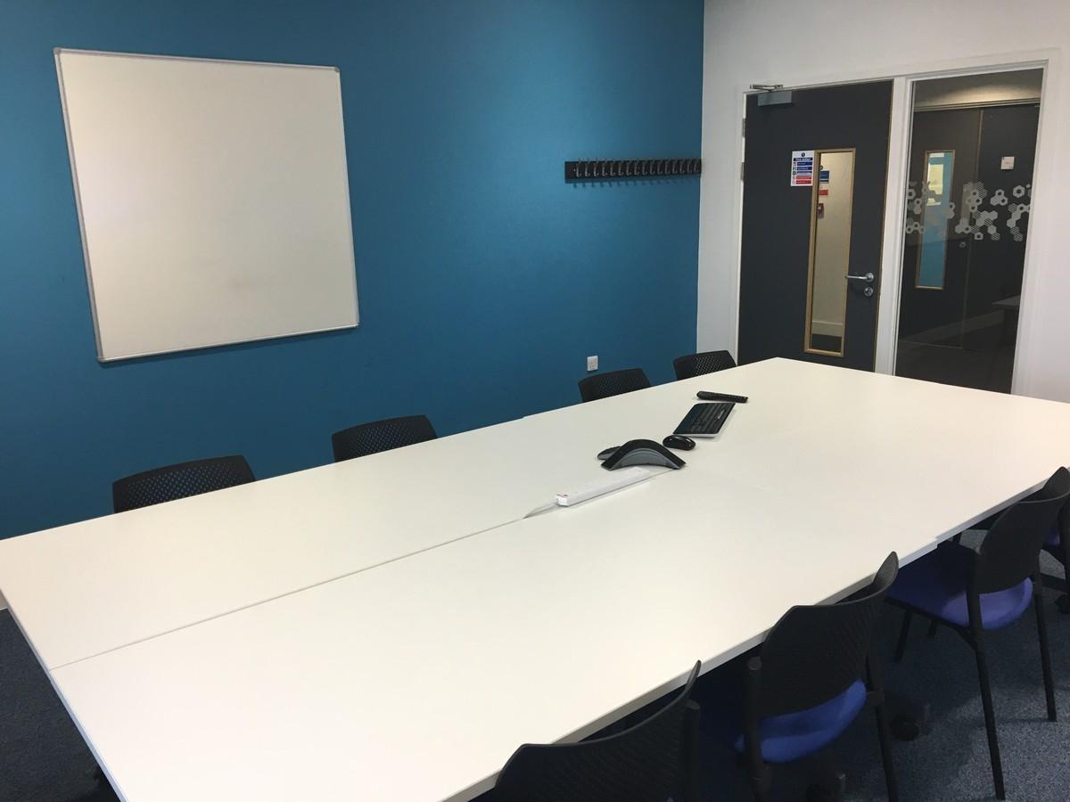 Meeting Room - UTC@MediaCityUK - Manchester - 1 - SchoolHire