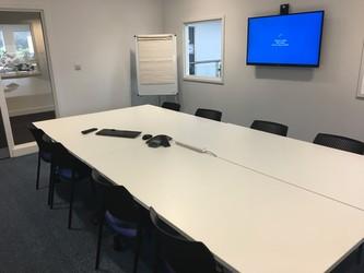 Meeting Room - UTC@MediaCityUK - Manchester - 2 - SchoolHire