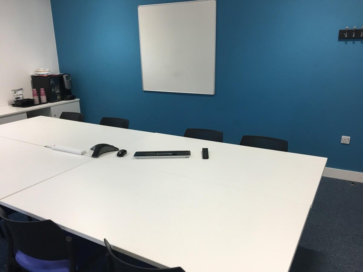 Meeting Room - UTC@MediaCityUK - Manchester - 3 - SchoolHire