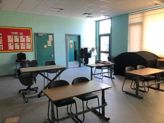 Classrooms - SLS @ Redbridge Bank View High Schools - Liverpool - 1 - SchoolHire