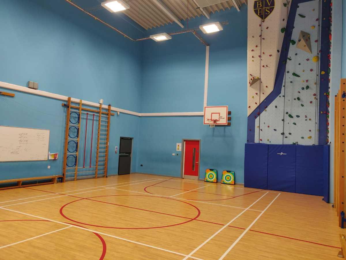 Bankview Gymnasium  - SLS @ Redbridge Bank View High Schools - Liverpool - 4 - SchoolHire