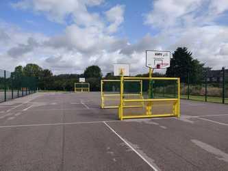 Tarmac Area  - SLS @ Redbridge Bank View High Schools - Liverpool - 2 - SchoolHire