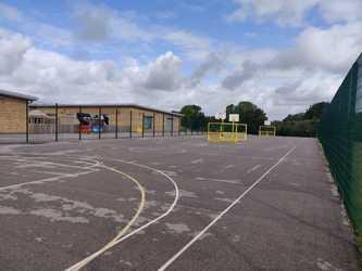 Tarmac Area  - SLS @ Redbridge Bank View High Schools - Liverpool - 3 - SchoolHire