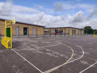 Tarmac Area  - SLS @ Redbridge Bank View High Schools - Liverpool - 4 - SchoolHire