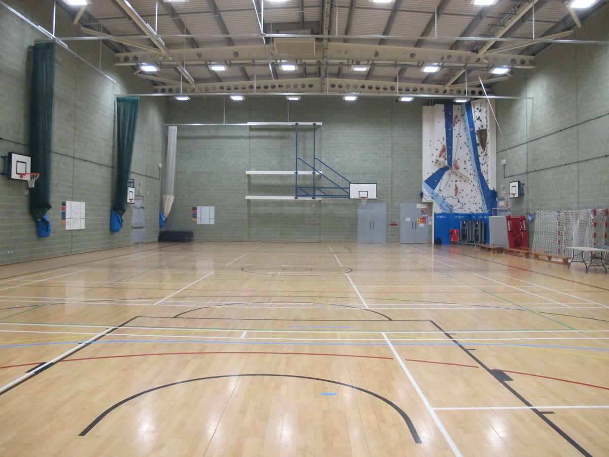 Sports Hall For Hire In Swindon Wiltshire Schoolhire