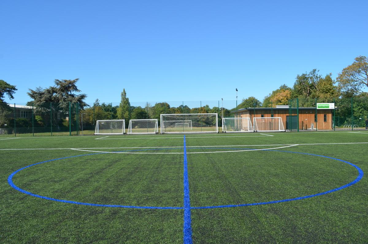 SLS @ Enfield Grammar School (3G Pitch) - Enfield - 1 - SchoolHire