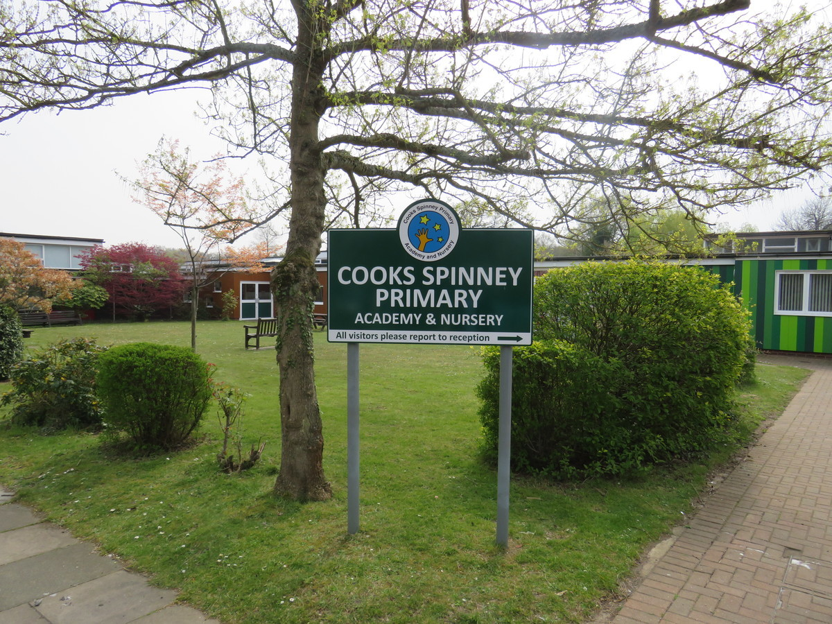 Cooks Spinney Primary Academy - Essex - 1 - SchoolHire
