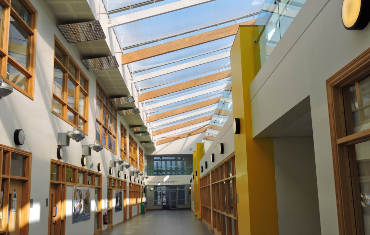 Atrium Hall For Hire In Swindon Wiltshire Schoolhire