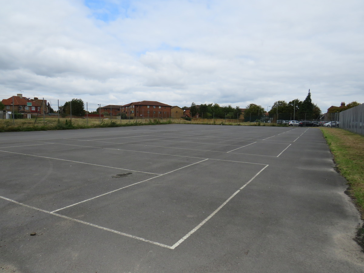 Car Park - AIM North London - Enfield - 1 - SchoolHire