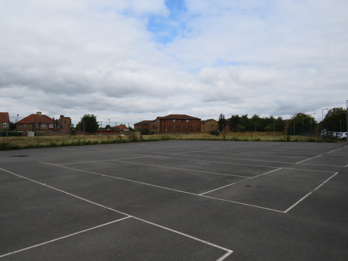 Car Park - AIM North London - Enfield - 2 - SchoolHire