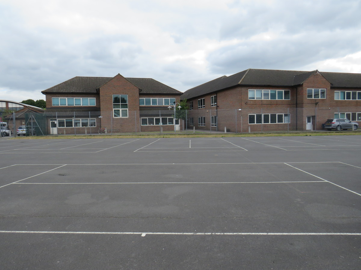 Car Park - AIM North London - Enfield - 3 - SchoolHire