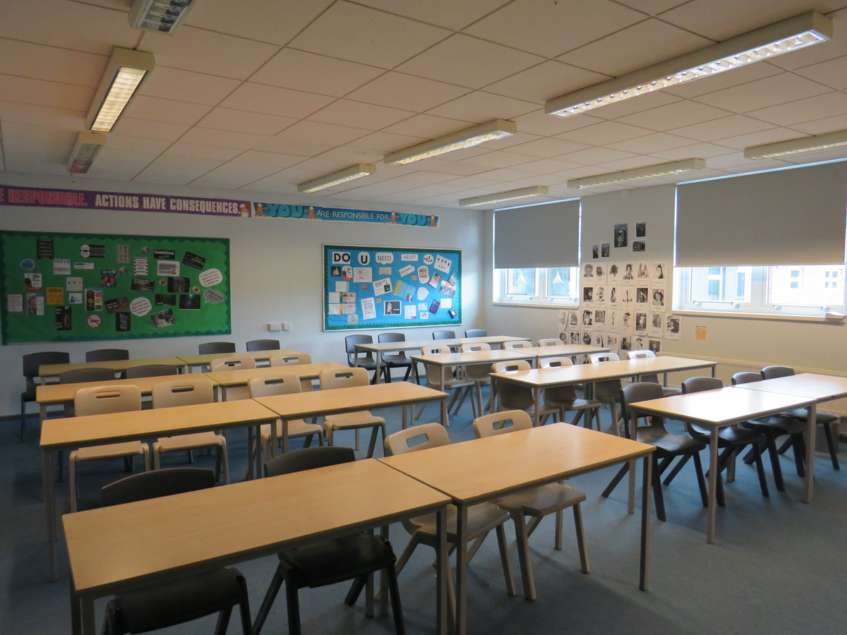 Classrooms - AIM North London - Enfield - 2 - SchoolHire