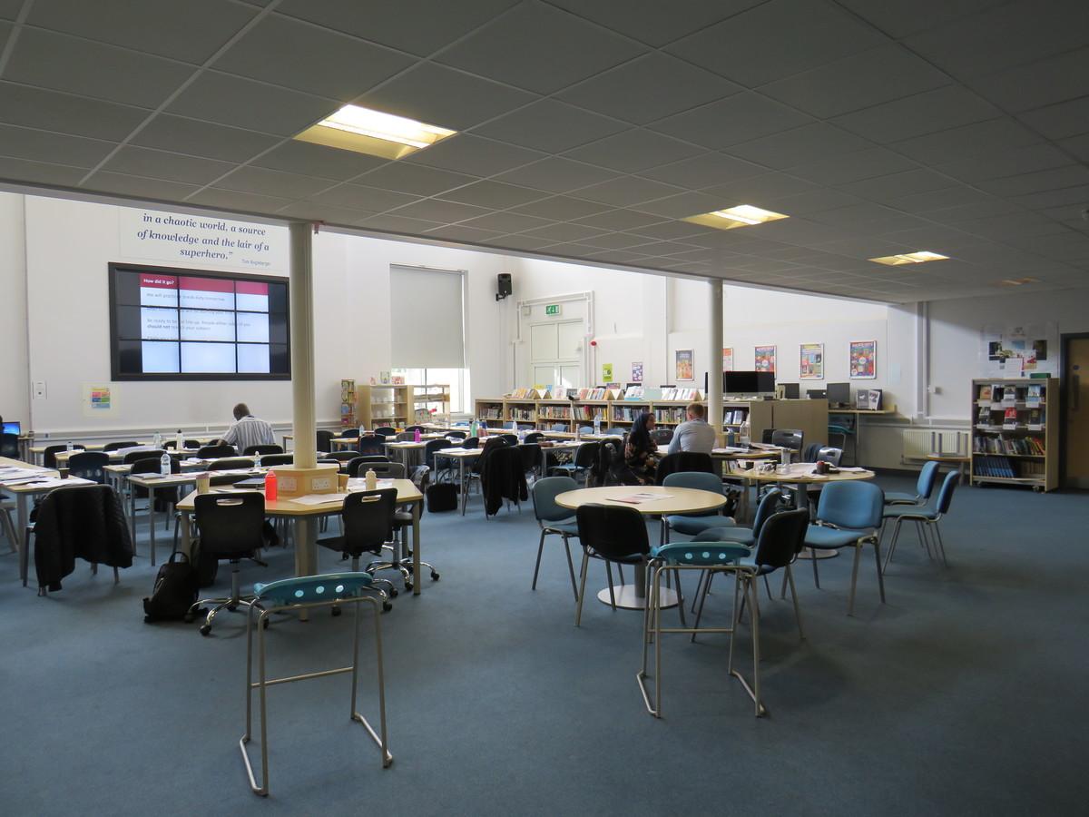 LRC - AIM North London - Enfield - 1 - SchoolHire