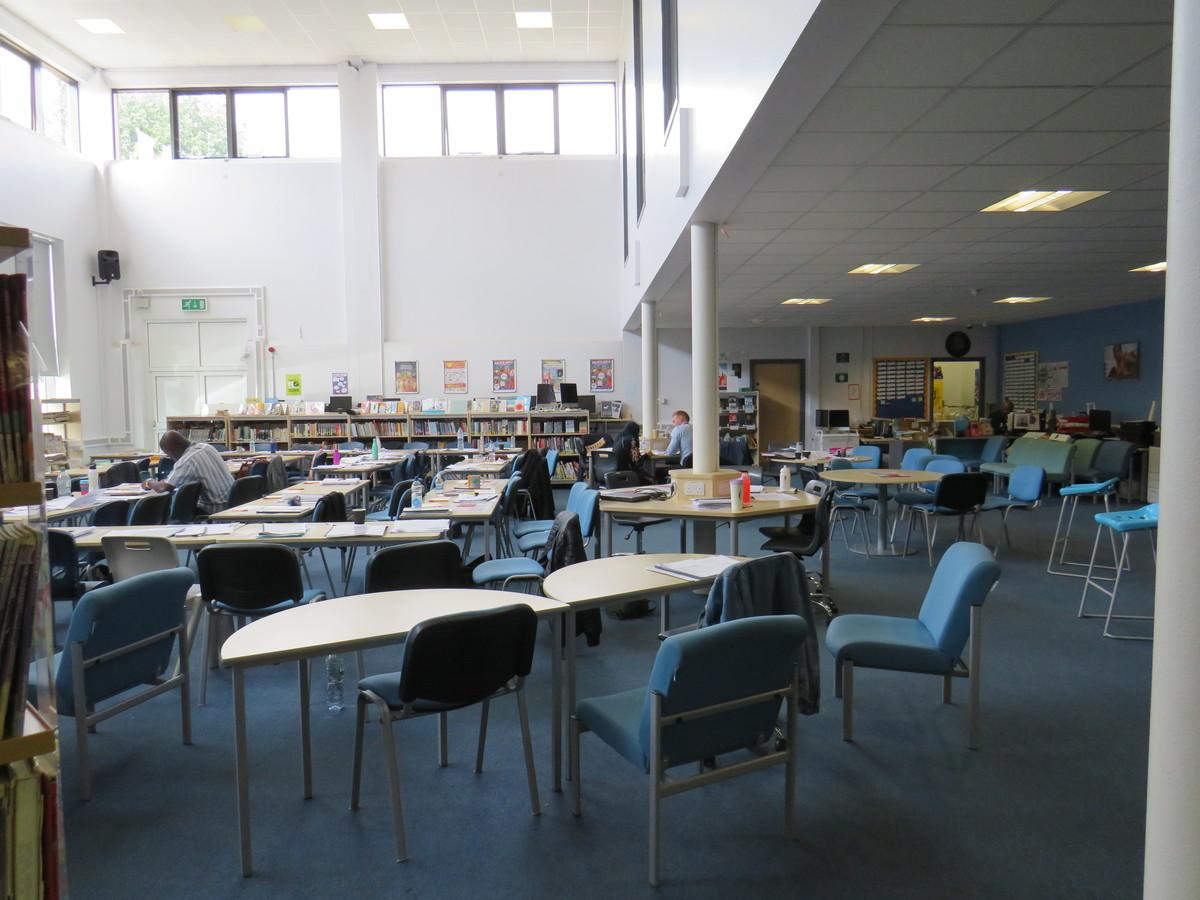 LRC - AIM North London - Enfield - 2 - SchoolHire