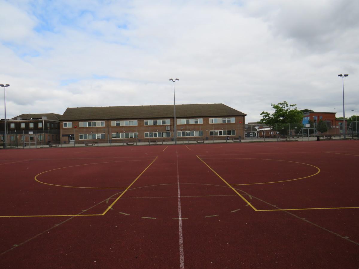 MUGA - AIM North London - Enfield - 2 - SchoolHire