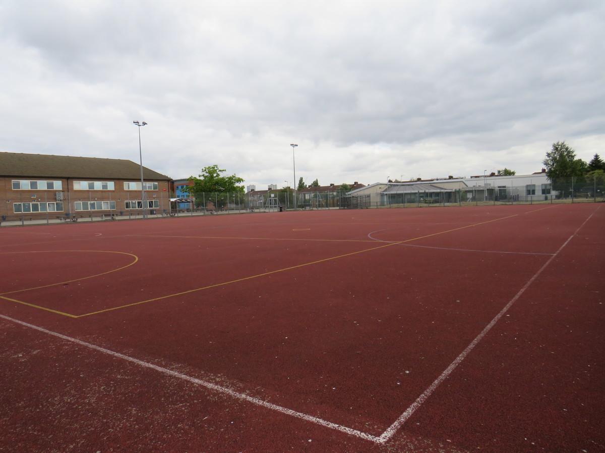 MUGA - AIM North London - Enfield - 3 - SchoolHire