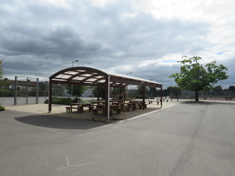 Picnic Area - AIM North London - Enfield - 4 - SchoolHire
