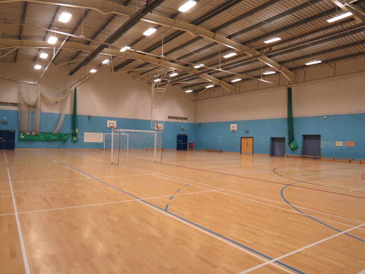 Sports Hall - AIM North London - Enfield - 1 - SchoolHire