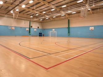 Sports Hall - AIM North London - Enfield - 2 - SchoolHire