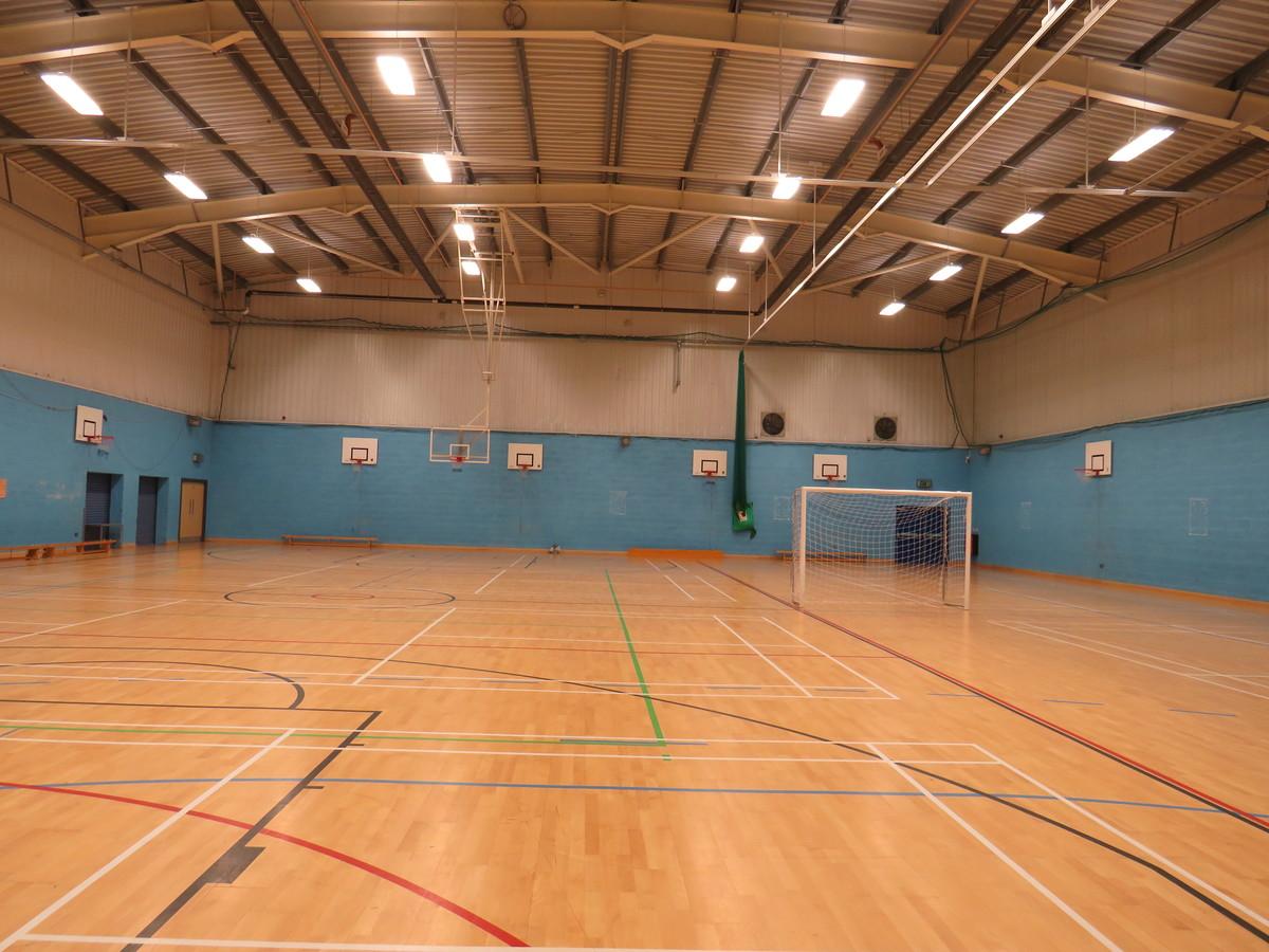 Sports Hall - AIM North London - Enfield - 3 - SchoolHire