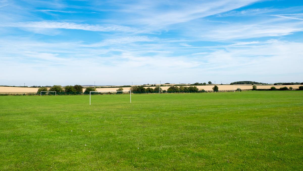 Grass Pitch (11-a-side) - SLS @ Dinnington High School - Sheffield - 1 - SchoolHire