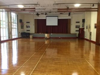 Main Hall - Rodborough School - Surrey - 1 - SchoolHire