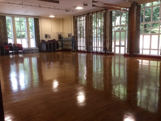 Main Hall - Rodborough School - Surrey - 2 - SchoolHire