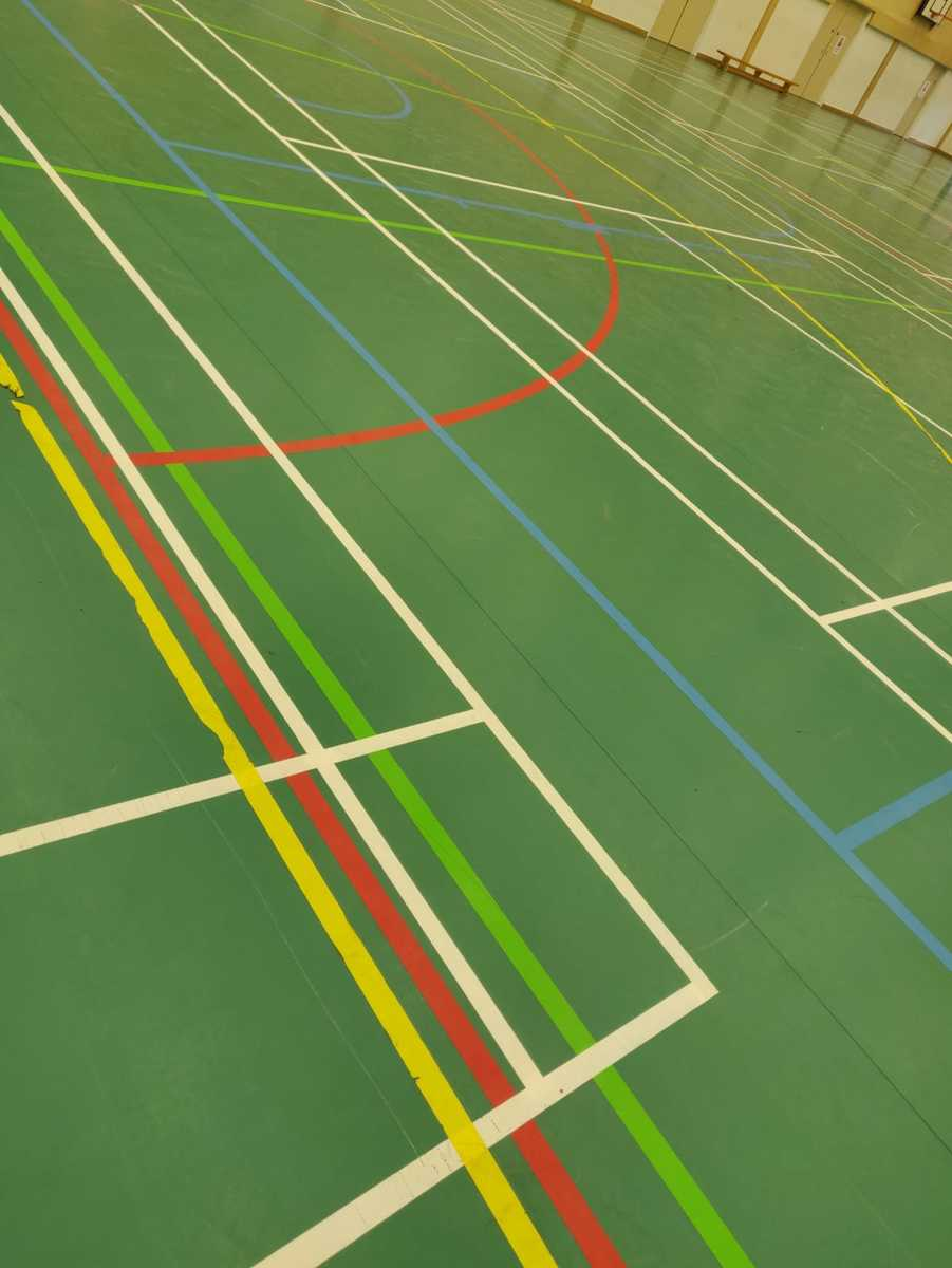 Sports Hall  - SLS @ Princes Risborough School - Buckinghamshire - 3 - SchoolHire