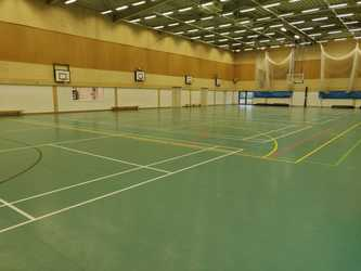 Sports Hall  - SLS @ Princes Risborough School - Buckinghamshire - 4 - SchoolHire