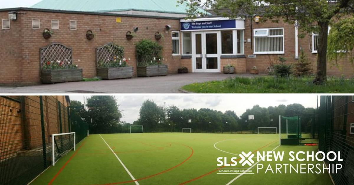 SLS @ Cloughwood Academy - Cheshire West and Chester - 2 - SchoolHire