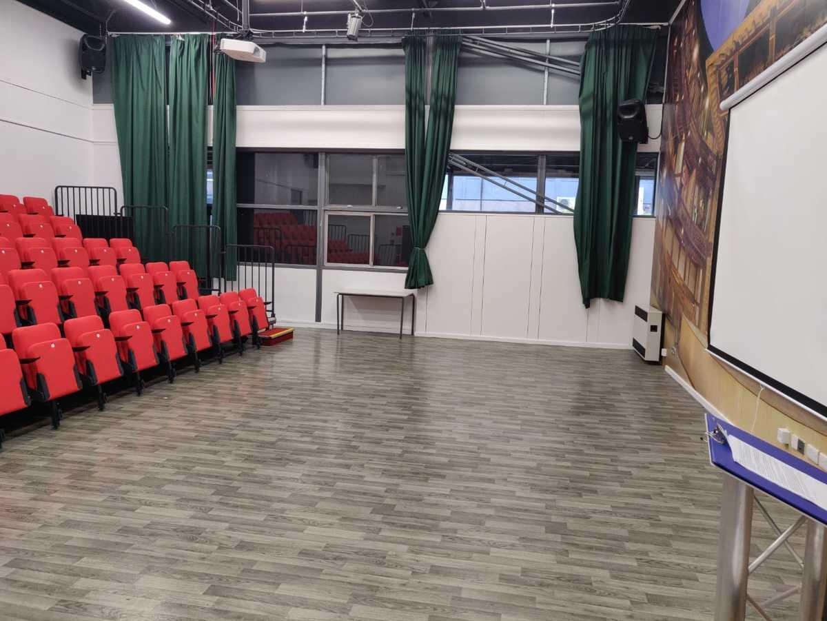 Drama Room  - SLS @ The Hayfield School - Doncaster - 2 - SchoolHire