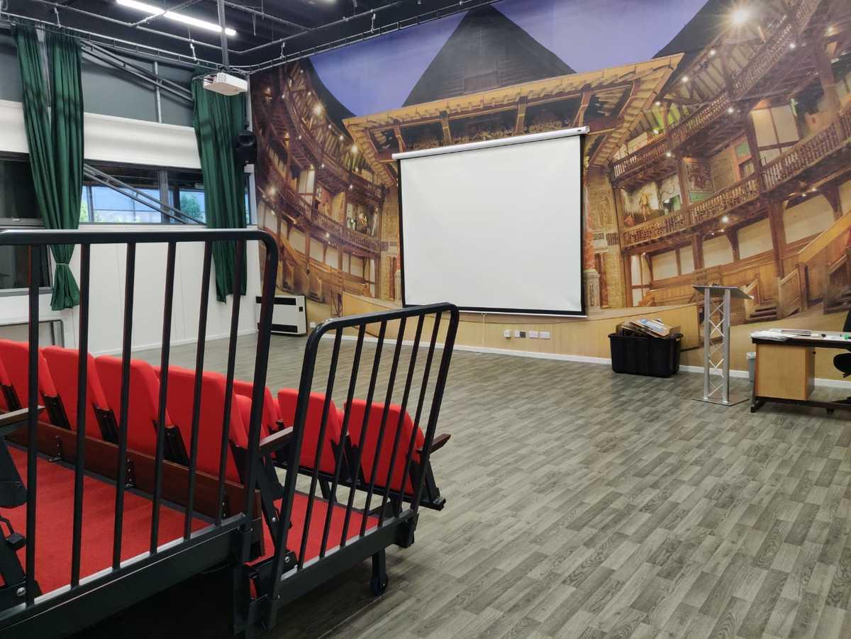 Drama Room  - SLS @ The Hayfield School - Doncaster - 4 - SchoolHire