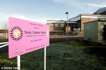 SLS @ Trinity Catholic School - Warwickshire - 2 - SchoolHire