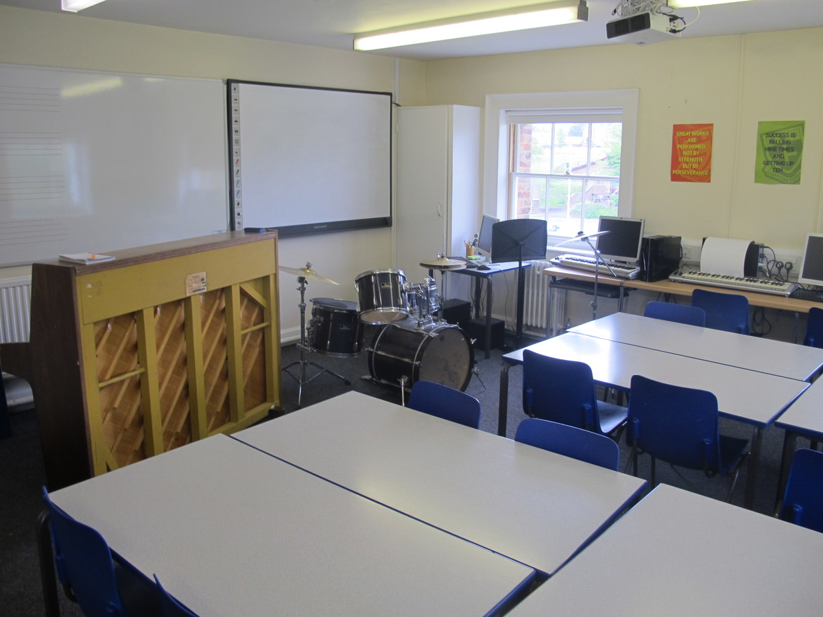 Music Room - St Edward's School - Gloucestershire - 1 - SchoolHire