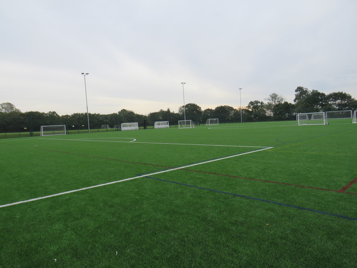 3G Football Pitch - South Charnwood High School - Leicestershire - 1 - SchoolHire