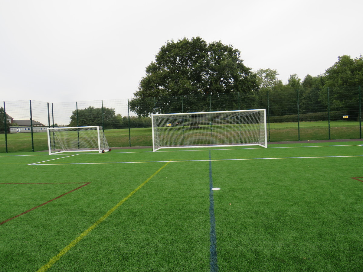 3G Football Pitch - South Charnwood High School - Leicestershire - 4 - SchoolHire