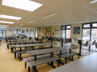 Canteen - South Charnwood High School - Leicestershire - 1 - SchoolHire