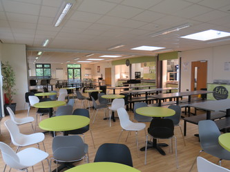 Canteen - South Charnwood High School - Leicestershire - 4 - SchoolHire