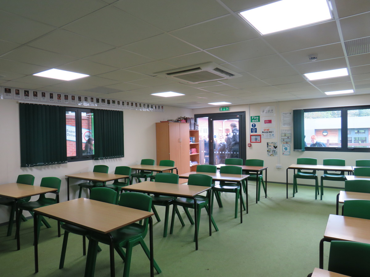 Classrooms - South Charnwood High School - Leicestershire - 3 - SchoolHire