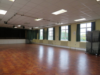 Main Hall - South Charnwood High School - Leicestershire - 2 - SchoolHire