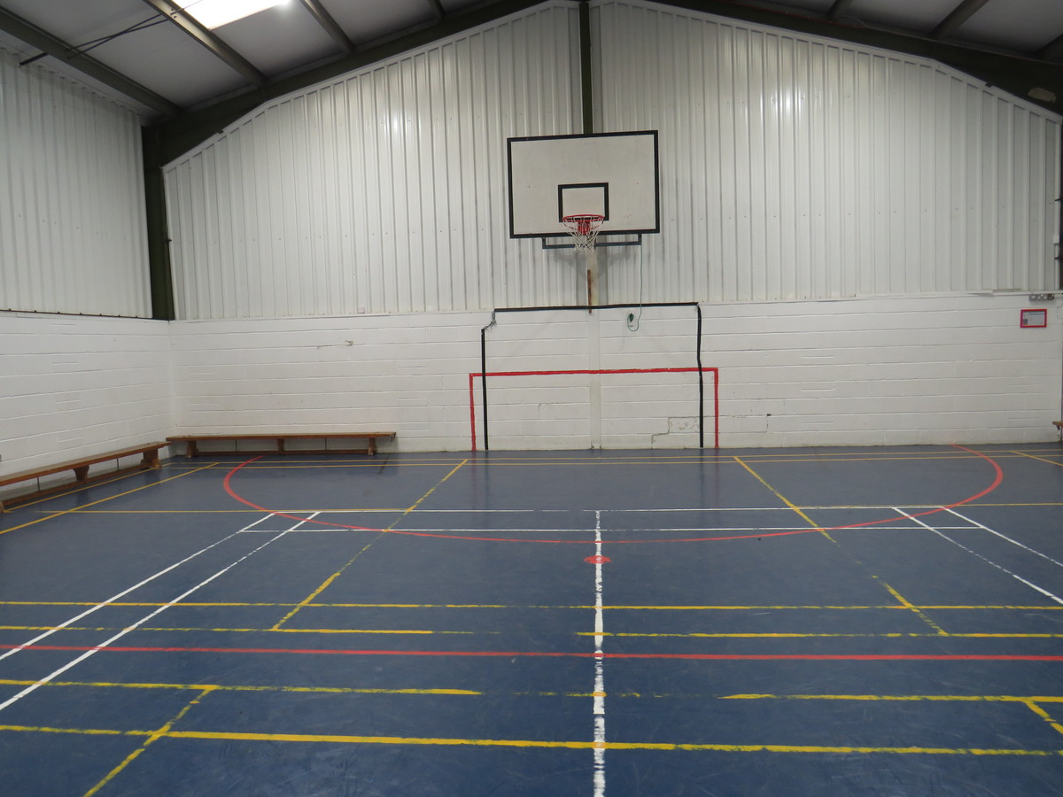 Sports Hall - South Charnwood High School - Leicestershire - 3 - SchoolHire
