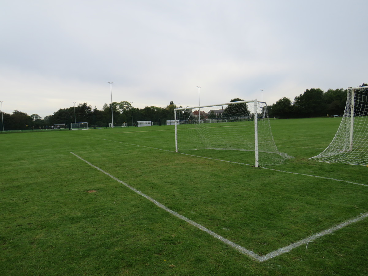 9 a side Grass Pitch - South Charnwood High School - Leicestershire - 1 - SchoolHire