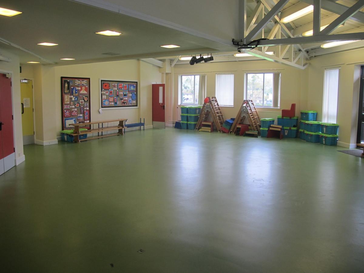 Pre Prep Hall - St Edward's Preparatory  - Gloucestershire - 1 - SchoolHire